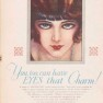 Clara-Bow-wears-Maybelline-mascara