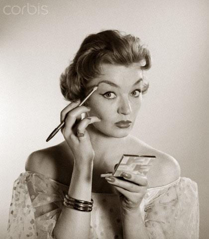 1950s women Nude Photos 88