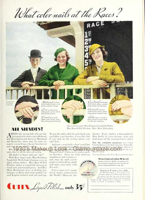 Cutex-1933