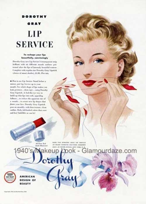 Dorothy-Gray-1940s-makeup
