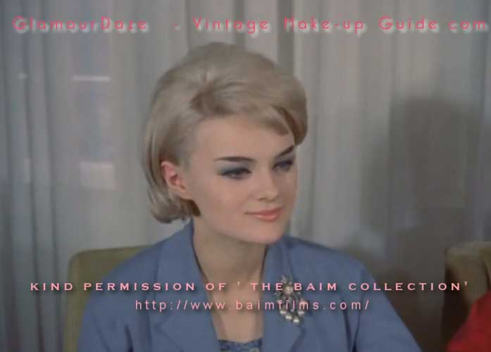 Concise History of 1960s Makeup | Tutorials | Glamour Daze