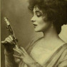 Edwardian-woman-makeup-mirrot