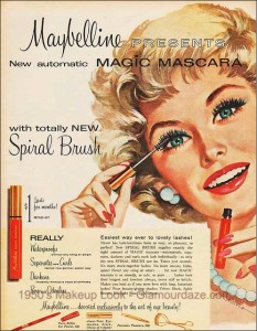 Fashion-Maybelline-Magic-Mascara-circa-1950s-