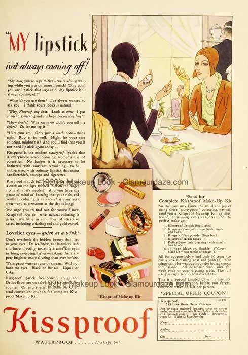 Kissproof-Makeup-1928