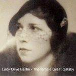 Lady Olive Baillie – The English Great Gatsby.