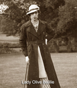 Lady Olive Baillie