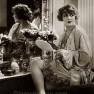 Lotte-Loring---Vanity-Mirror--1920s-makeup