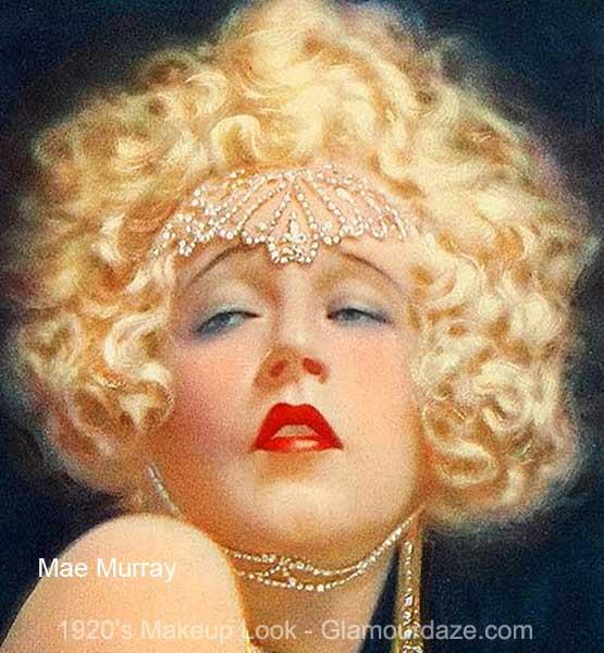 Mae Murray - lipstick