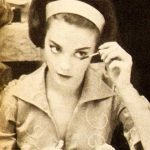 Natalie Wood's 5 Step 1960's Makeup Routine.