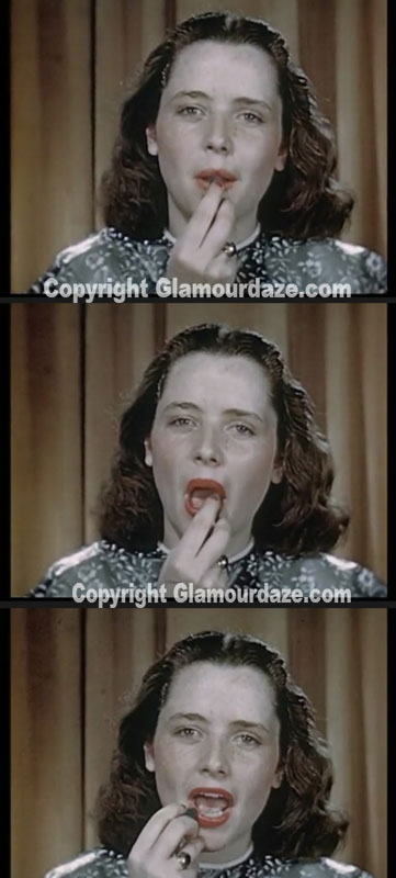 Vintage-1940s-makeup-tutorial-5-lipstick