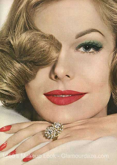 S Makeup: The History Of 1950s Makeup