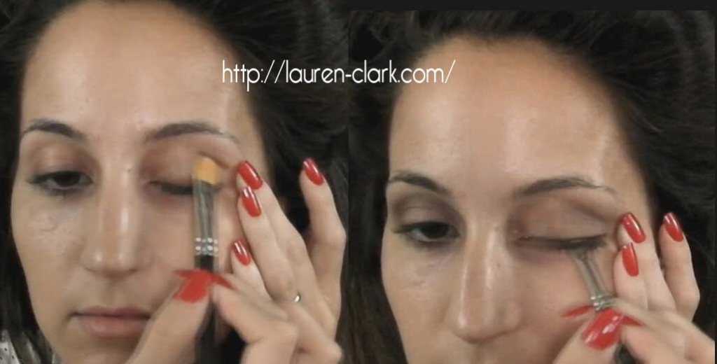 glamourdaze---lauren-clark-1940s-makeup-tutorial---eye-shadow