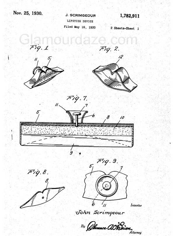 lipstick-device-1930-makeup-patent