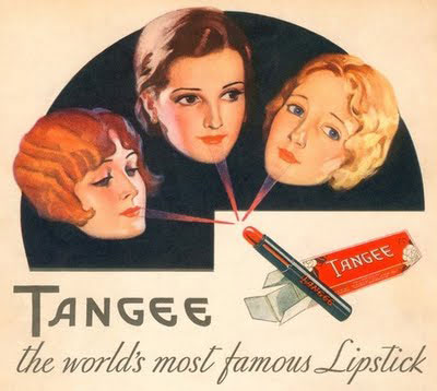 Tangee-lipstick 1930's
