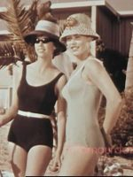 Vintage fashion Swimwear Show - 1960s