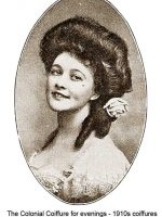 1910s hairstyles Archives | Glamour Daze