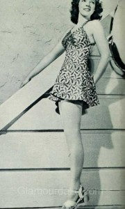 1940s-fashion---Hollywood-stars-swimwear-styles--Anne-Gwynne