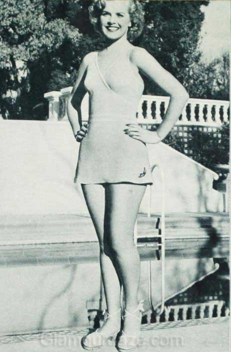 1940s-fashion---Hollywood-stars-swimwear-styles--Irma-Wilsen