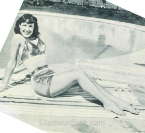 1940s-fashion---Hollywood-stars-swimwear-styles--Judith-Barret