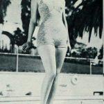 1940's Fashion – Swimwear Styles of the Stars – June 1940.