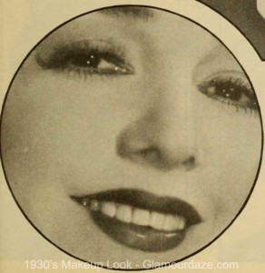 Bebe-Daniels--1930s-beauty-tricks