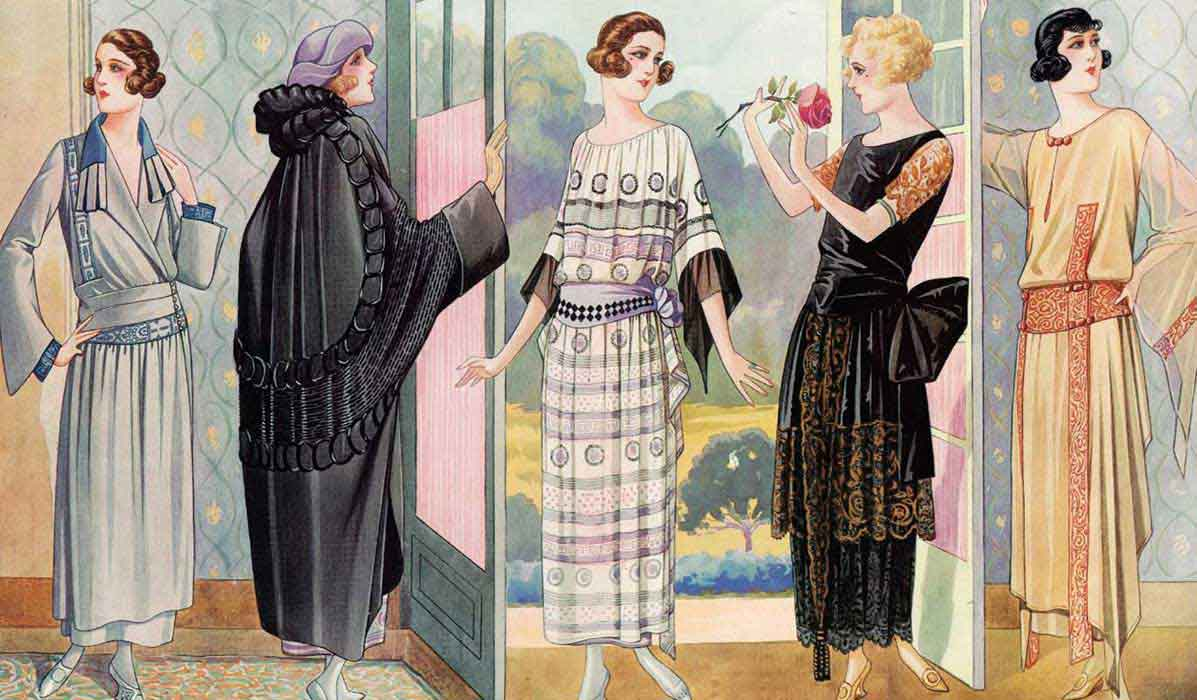 Clothing stores for early 20s