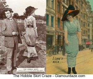 Hobble-Skirts-1909-to-1913
