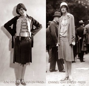 1920S--DAY-DRESSES--CHANEL---Glamourdaze