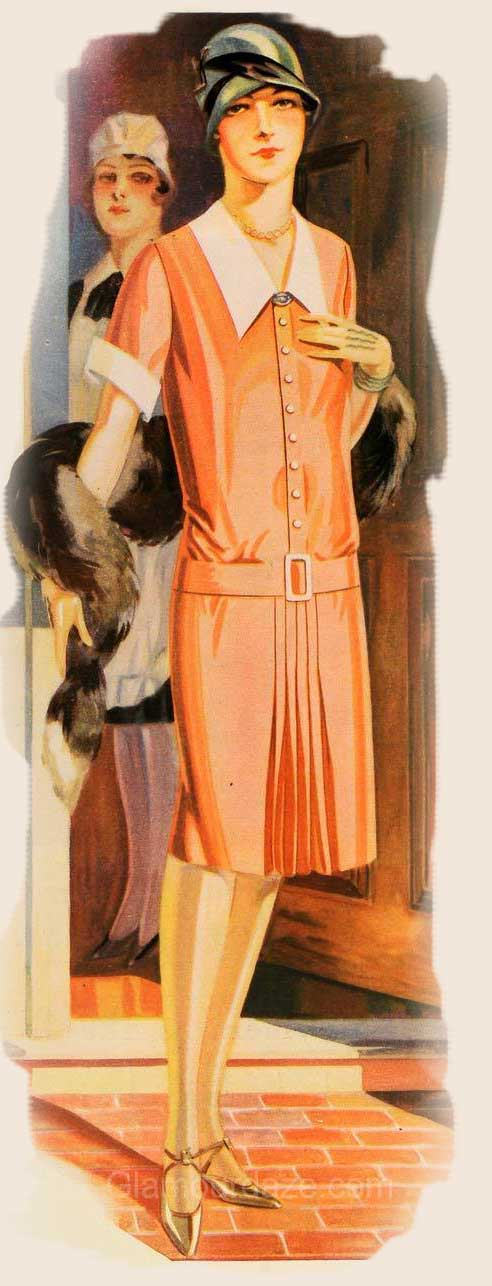 1920s Fashion Choosing Your Style Type Glamour Daze