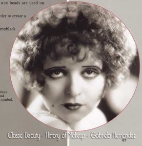 1920s-face---Clara-Bow---makeup-secrets---Gabriela-Hernandez---Glamourdaze