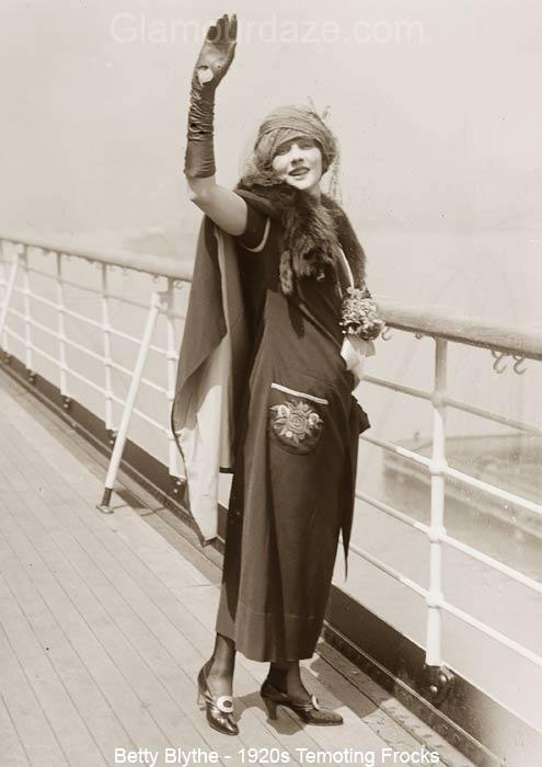 1920s Women's Fashion