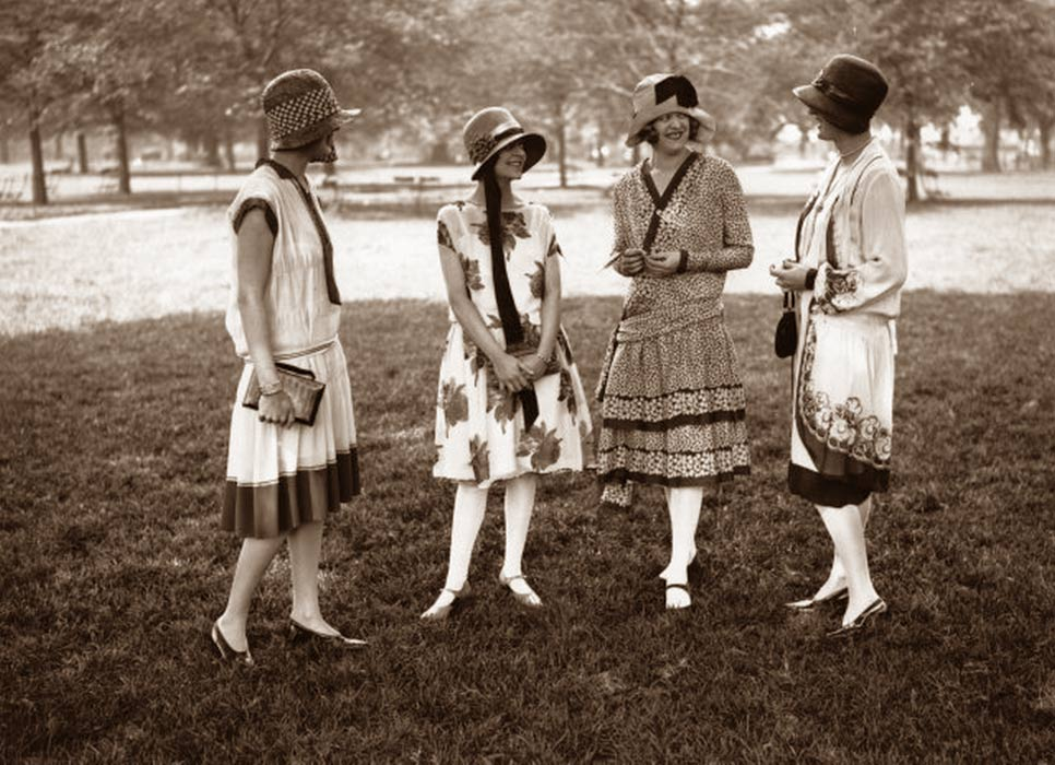 1920s Fashion Choosing Your Style Type Glamourdaze