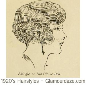 1920s-hairstyles---shingle-or-Ina-Claire-Bob