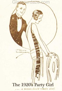 1920s-style---How-to-be-a-party-girl---cartoon