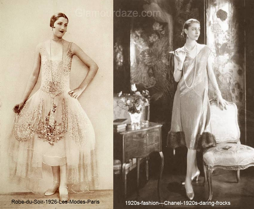 1920\'s fashion - Frocks that tempt men - by Betty Blythe | Glamour Daze