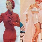 1950s Fashion – The Feminine Figure and Silhouette