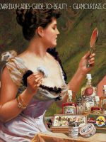 Edwardian-ladies-Guide-to-Beauty---Glamourdaze
