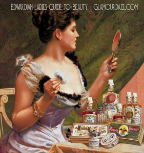 Edwardian-ladies-Guide-to-Beauty---Glamourdaze