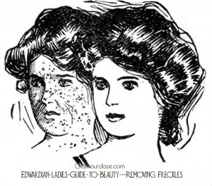 Edwardian-ladies-Guide-to-Beauty---removing-freckles