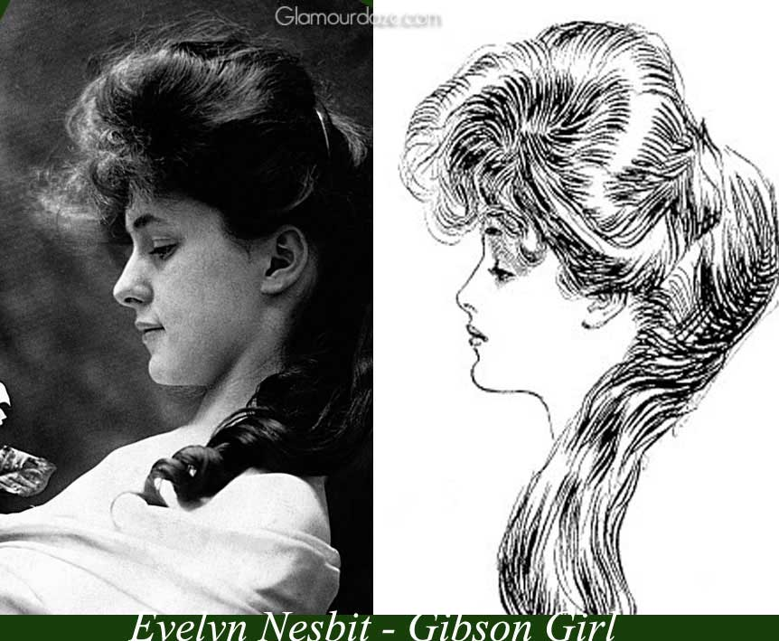 Terrific Edwardian Guide To Makeup And Hairstyles Glamourdaze Short Hairstyles For Black Women Fulllsitofus