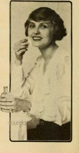 History-of-Makeup---A-Lady's-Beauty-Routine-in-1916--3