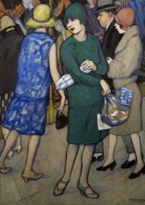 Mabel-Frances-Layng---1920s-women-shopping
