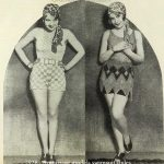 1920s Fashion – Hollywood Bathing Suit Styles of 1928
