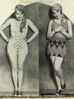 1920s-fashion---Hollywood-swimsuit-styles-1928--Anita-Page