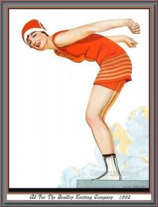 1923-Bradley-Swimsuit---artist-Coles-Phillips
