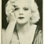 1930s Makeup – The Jean Harlow Look