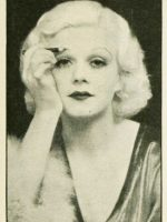1930s-Makeup---The-Jean-Harlow-Look--eyebrows