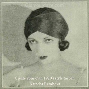 Create-your-own-1920's-style-turban--natacha-rambova
