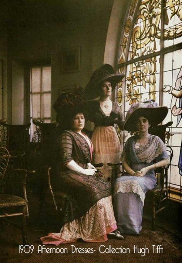 1909-Afternoon-Dresses
