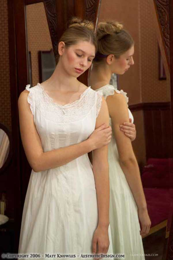 Corset Bra For Under Wedding Dress 89 Trend  Edwardian White Cotton
